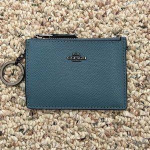 Coach mini skinny ID case, wallet